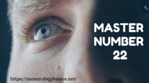 MASTER NUMBER 22