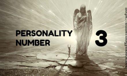 PERSONALITY NUMBER 1 Profile - Numerology Basics