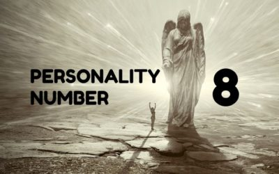 NUMEROLOGY PROFILE: PERSONALITY NUMBER 8