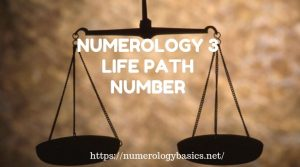 NUMEROLOGY 3 LIFE PATH NUMBER 3
