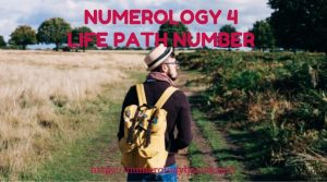 NUMEROLOGY 4 LIFE PATH NUMBER 4