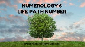 NUMEROLOGY 6 LIFE PATH NUMBER 6