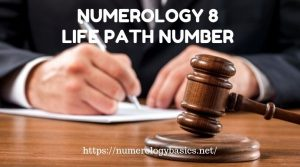 NUMEROLOGY 8 LIFE PATH NUMBER 8
