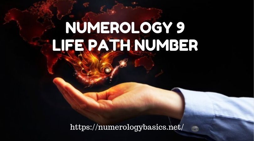NUMEROLOGY 9: LIFE PATH NUMBER 9 - Numerology Basics