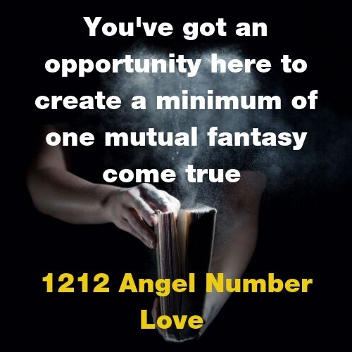 1212 Angel Number Love