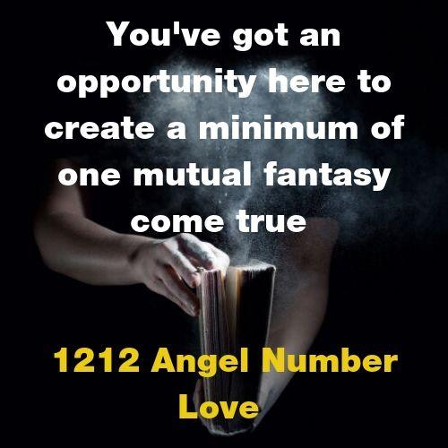 1212 Angel Number Love