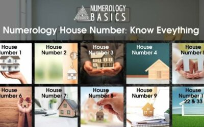 Numerology House Number: Know Eveything