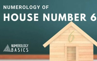 Numerology House Number 6