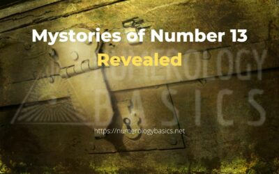 Mysteries of 13 Number Revealed: A Complete Guide